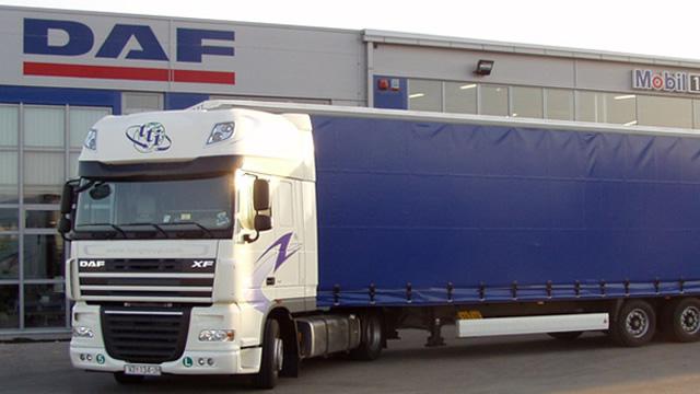XF-kamion