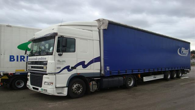 DAF-kamion
